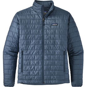 Patagonia Nano Puff Jacket Men Dolomite Blue